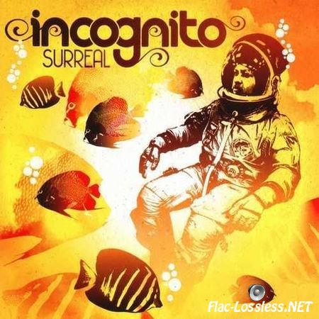 Incognito - Surreal (2012) FLAC (tracks + .cue)