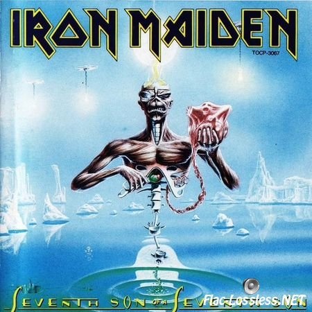 Iron Maiden - Seventh Son of a Seventh Son (1988) FLAC (image + .cue)