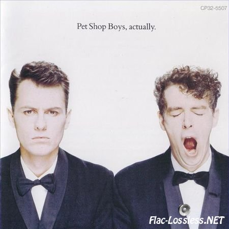 Pet Shop Boys - Actually (1987) FLAC (image + .cue)