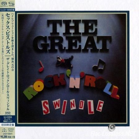 Sex Pistols - The Great Rock �N' Roll Swindle (1978/2013) FLAC (tracks)