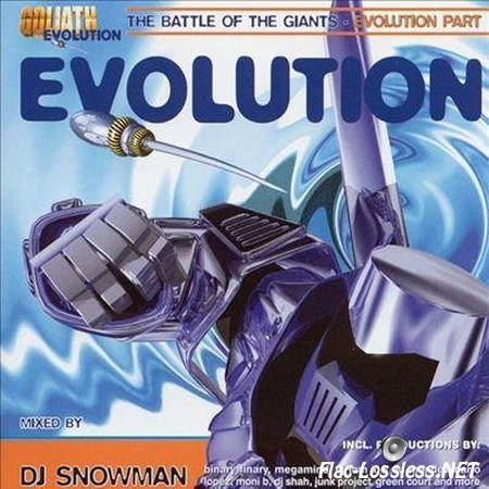 DJ Snowman - Goliath Vs. Evolution: The Battle Of The Giants - Evolution Part (2000) FLAC (tracks + .cue)