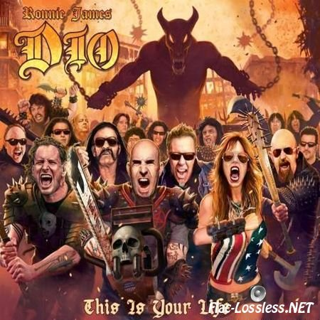 VA - Ronnie James Dio - This Is Your Life (2014) FLAC (image + .cue)