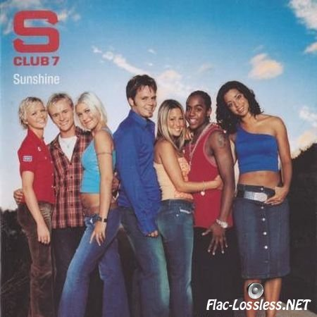 S Club 7 - Sunshine (2001) FLAC (image + .cue)