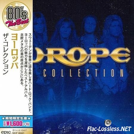 Europe - The Collection (BSCD2) (2009/2013) FLAC (image + .cue)