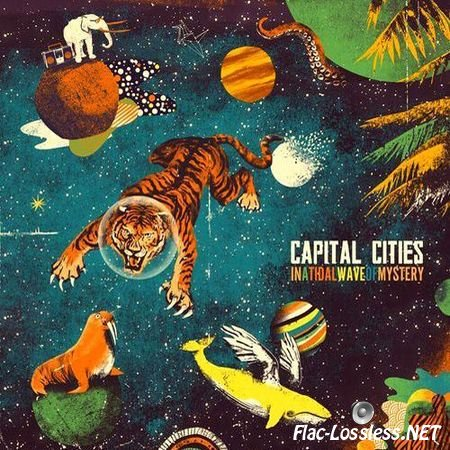 Capital Cities - In A Tidal Wave Of Mystery (2013) FLAC (tracks + .cue)