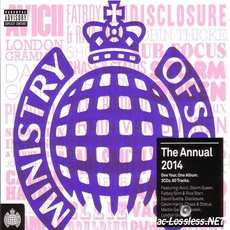 VA - Ministry Of Sound: The Annual 2014 (2013) FLAC (tracks + .cue)