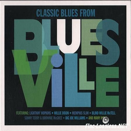 VA - Classic Blues From Bluesville (2014) FLAC (image + .cue)