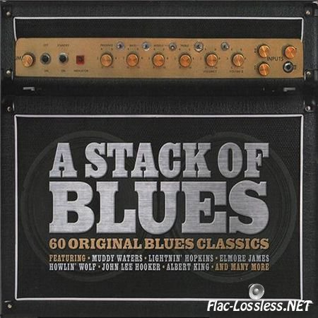 VA - A Stack of Blues (2014) FLAC (image + .cue)
