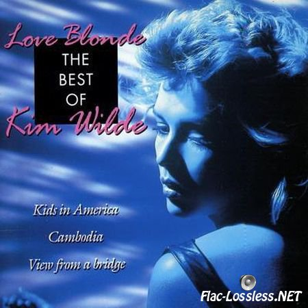 Kim Wilde - Love Blonde - The Best Of... (1993) FLAC (image + .cue)