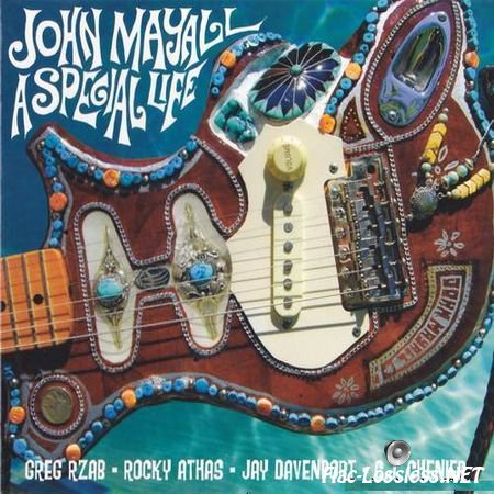 John Mayall - A Special Life (2014) FLAC (image + .cue)