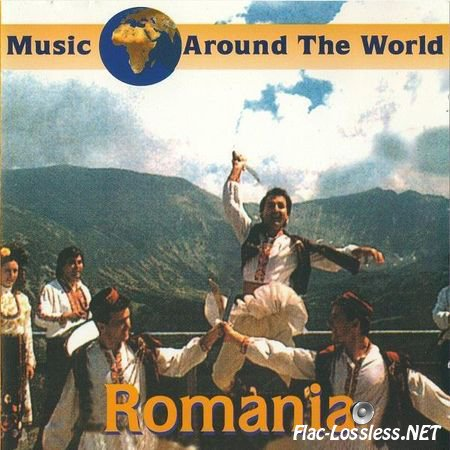 VA - Music Around The World: Romania (1998) FLAC (image + .cue)
