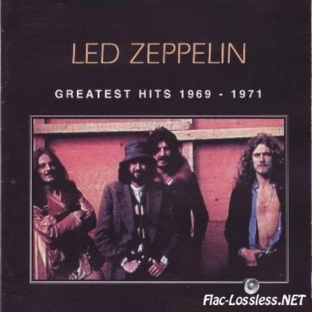 Led Zeppelin - Greatest Hits 1969-1971 (1993) FLAC (tracks + .cue)