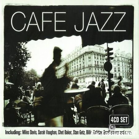 VA - Cafe Jazz (2006) Box Set FLAC (tracks + .cue)