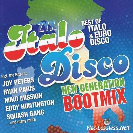 VA - ZYX Italo Disco: New Generation Boot Mix (2013) FLAC (image + .cue)