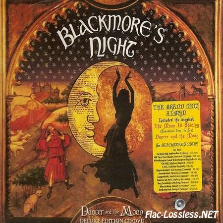 Blackmore's Night - Dancer and the Moon (2013) FLAC (image + .cue)