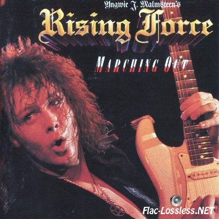 Yngwie J. Malmsteen - Marching Out (2004) FLAC (image + .cue)