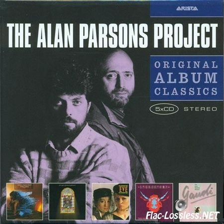 The Alan Parsons Project - Original Albums Classics (Box Set) (2010) FLAC (image + .cue)
