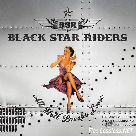 Black Star Riders - All Hell Breaks Loose (2013) FLAC (tracks + .cue)
