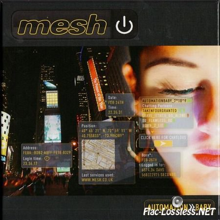 Mesh - Automation>>Baby (Limited Edition) (2013) FLAC (image + .cue)