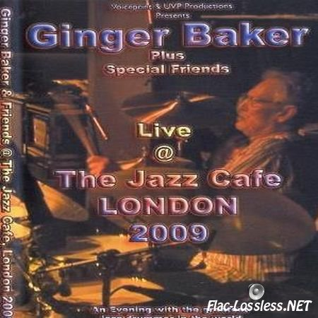 Ginger Baker - Live In London 2009 (2010) FLAC (tracks + .cue)