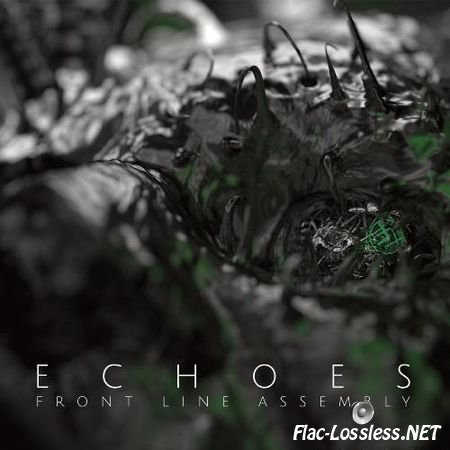 Front Line Assembly - Echoes (2014) FLAC (image + .cue)