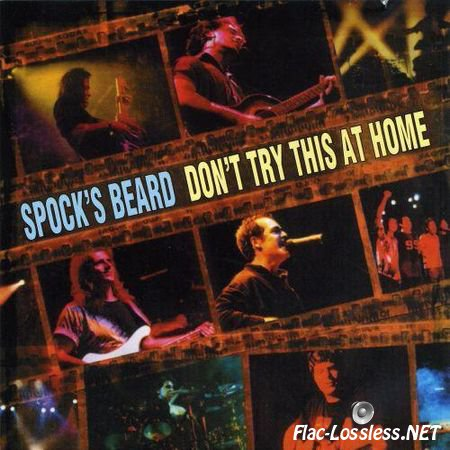 Spock's Beard - Don't Try This At Home (2000) FLAC (image + .cue)