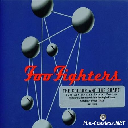 Foo Fighters - The Colour And The Shape (10th Anniversary Special Edition) (2007) FLAC (tracks + .cue)