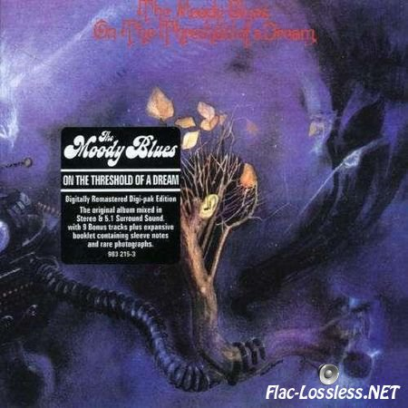 The Moody Blues - On The Threshold Of A Dream (1969/2006) FLAC (image + .cue)