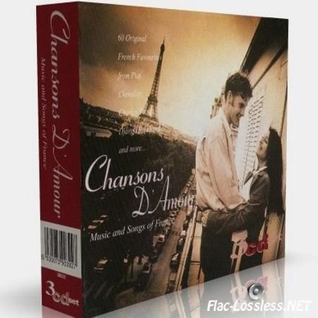 VA - Chansons d'Amour: Music and Songs of France (1997) FLAC (image + .cue)