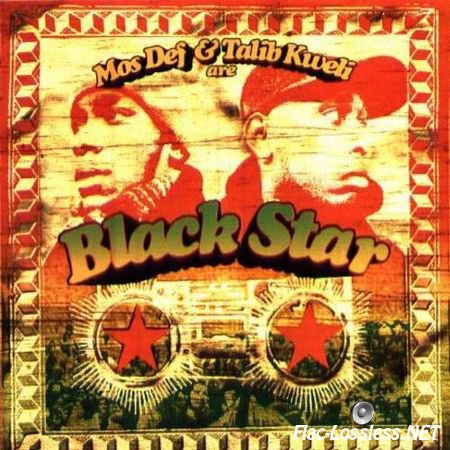 Black Star - Mos Def & Talib Kweli Are Black Star (1998) FLAC (tracks + .cue)