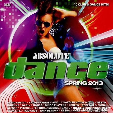 VA - Absolute Dance Spring (2013) FLAC (tracks + .cue)