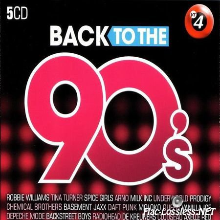 VA - Back To The 90's (2009) FLAC (image + .cue)
