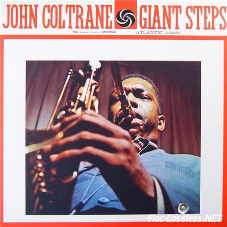 John Coltrane - Giant Steps (1960) FLAC (tracks+.cue)