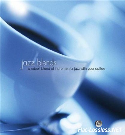 The Jeff Steinberg Jazz Ensemble - Jazz Blends: A Robust Blend of Instrumental Jazz with Your Coffee (2006) FLAC (image + .cue)