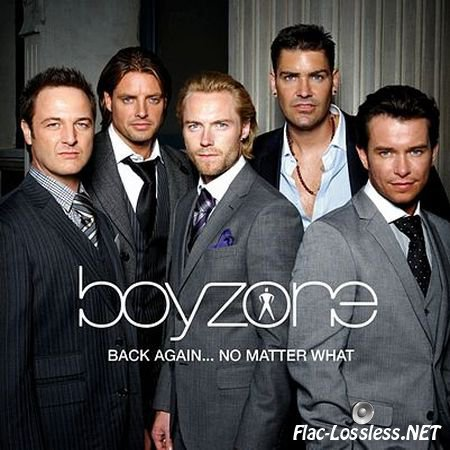 Boyzone - Back again... No matter what (The greatest hits) (2008) APE (image+.cue)