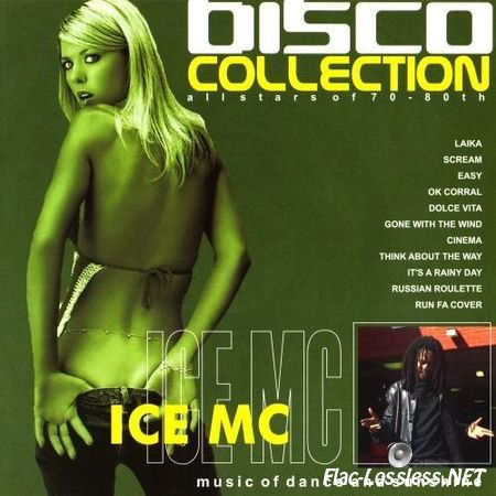 Ice MC - Disco Collection (2001) FLAC (image + .cue)