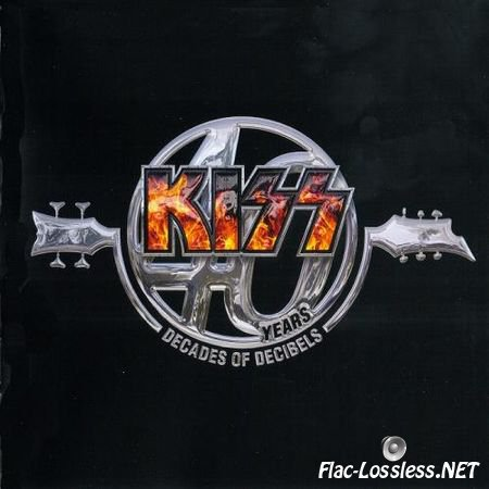 Kiss - 40 Years - Decades Of Decibels (2CD) (2014) APE (image+.cue)