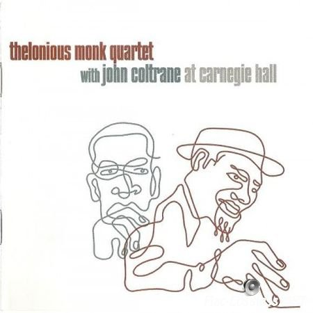 Thelonious Monk Quartet with John Coltrane - At Carnegie Hall (1957) FLAC (image+.cue)