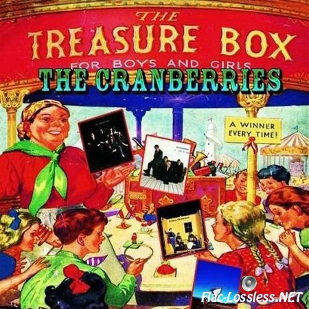 The Cranberries - Treasure Box (Box Set) (1991-1999) FLAC (image + .cue)