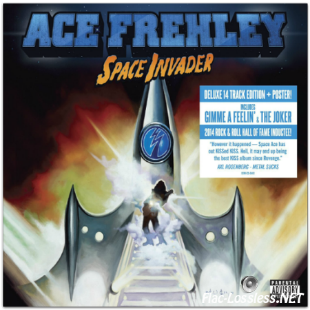Ace Frehley - Space Invader (Deluxe Edition) (2014) FLAC