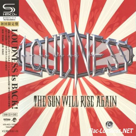 Loudness - The Sun Will Rise Again (Japanese Edition) (2014) FLAC