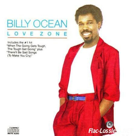 Billy Ocean - Love Zone (1986) APE (image + .cue)