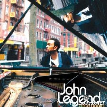 John Legend - Once again (2006) FLAC (tracks)