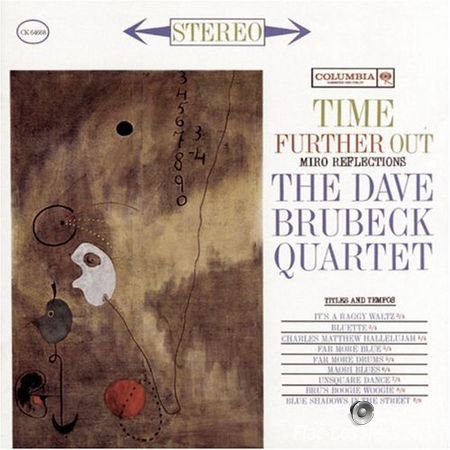 The Dave Brubeck Quartet - Time Further Out (1961 - 1963/1996) FLAC (tracks + .cue)