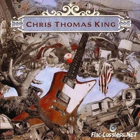 Chris Thomas King - Rise (2006) WV (image + .cue)