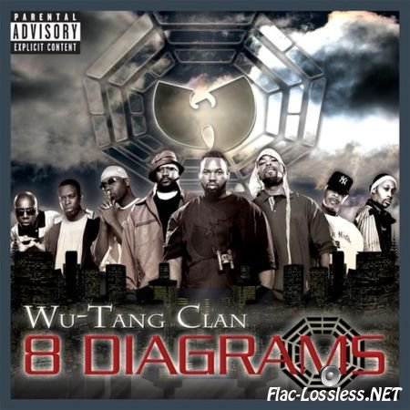 Wu-Tang Clan - 8 Diagrams (2007) FLAC (tracks+.cue)