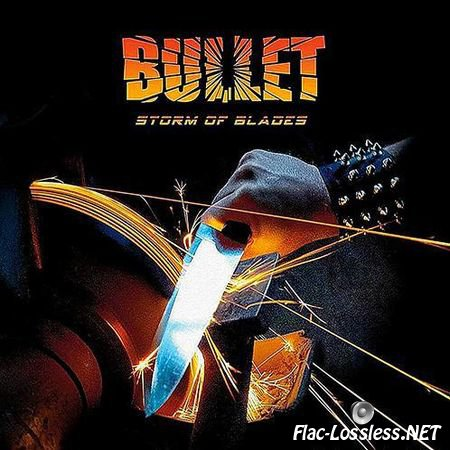 Bullet - Storm Of Blades (2014) FLAC (tracks+.cue)
