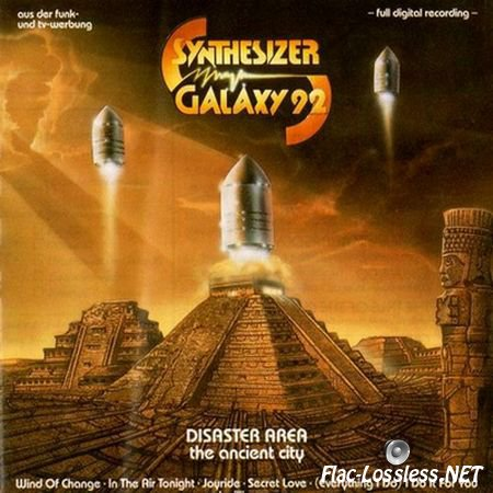 Desaster Area - Synthesizer Galaxy 92 (1991) FLAC (tracks + .cue)