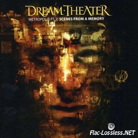 Dream Theater - Metropolis Pt. 2 Scenes From A Memory (1999) FLAC (tracks + .cue)