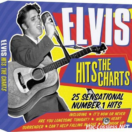 Elvis Presley - Elvis Hits The Charts (Collection) (2012) FLAC